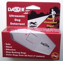 DOG DETERRENT  Dazer II