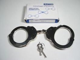 Alcyon handcuffs special bond Mod. 5030