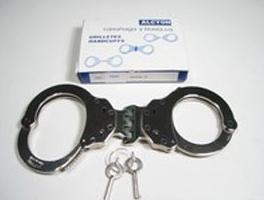 Handcuffs Alcyon rigid Mod. 5020