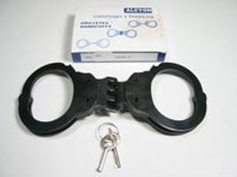 Handcuffs Alcyon rigid Mod. 5021