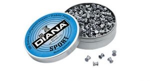 PELLETS DIANA SPORT cal.5.5mm 500pcs.