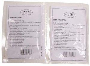 Heaters Hand 10,5 x 7 cm