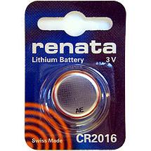 Lithium Battery CR2016