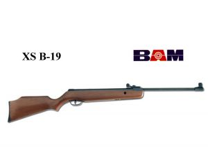 Air rifle BAM XS-B19 5.5mm