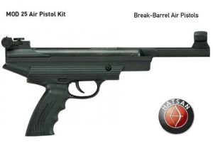 Air pistol Hatsan Model 25 5,5 mm KIT