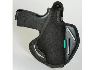 TEXTILE HOLSTER CORDURA/ LEATHER