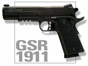 Air pistol SIG SAUER GSR 1911