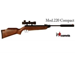AIR RIFLE COMETA MOD. 220 COMPACT 4.5мм