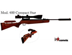 AIR RIFLE COMETA MOD.400 COMPACT STAR 4.5mm