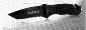 KNIFE S&W SWFR2S