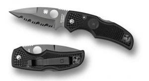 KNIFE SPYDERCO C41PSBBK