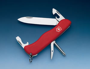 KNIFE Victorinox Mod. Adventurer