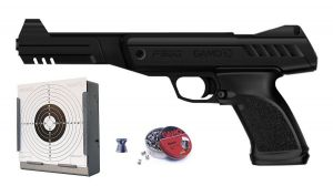 GAMO AIR PISTOL P-900 GUNSET 4.5 мм