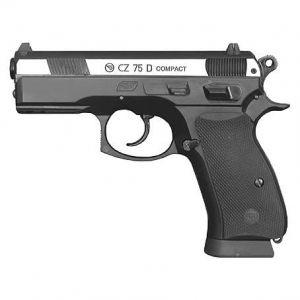 Air pistol CZ 75 D Compact Dual Tone 4.5 mm.