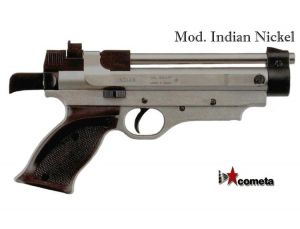 Air pistol Cometa Indian Nickel