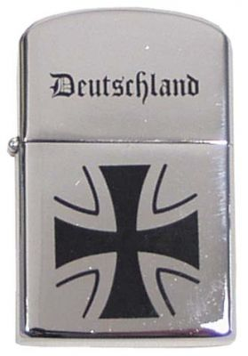"Windproof lighter  ""Germany"""