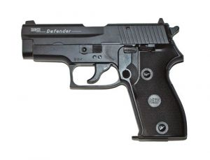Blank Pistol Sig Sauer P226 Reck Defender