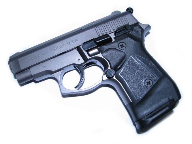 blank pistol zoraki 914 nikel guns gun shop arms rh arms bg Zoraki 9Mm Zoraki 914 Auto