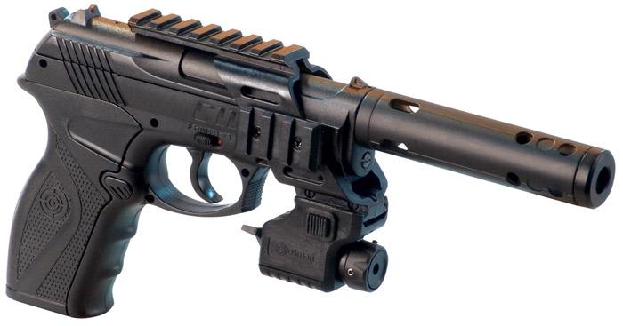 Air pistol CROSMAN C11 TACTICAL 4.5 | Guns | Gun Shop ARMS