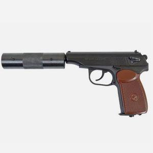 Въздушен пистолет Байкал MP-654 K-22