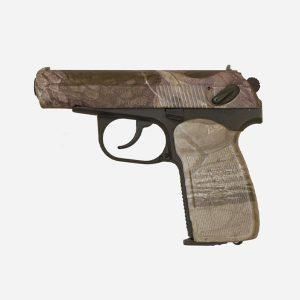 Въздушен пистолет Байкал MP-654 K-23