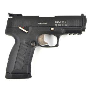 Въздушен пистолет Байкал MP-655K 4.5 мм.