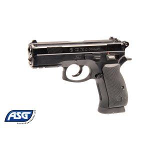 Въздушен пистолет CZ 75D Compact Black 4.5 мм.