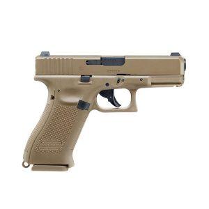 Въздушен пистолет GLOCK 19 X 4.5mm (blowback)
