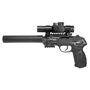 Въздушен пистолет Gamo PT-85 Tactical Blowback 4.5 мм