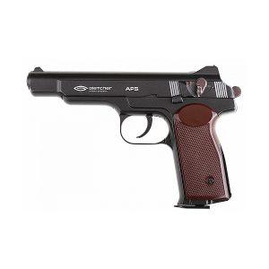 Въздушен пистолет Gletcher APS Blowback CO2 4.5 мм.