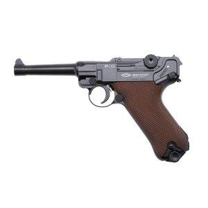 Въздушен пистолет Gletcher P08 4.5 мм.