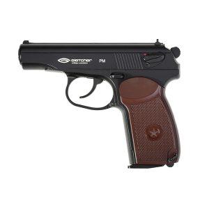 Въздушен пистолет Gletcher PM CO2 4.5 мм.
