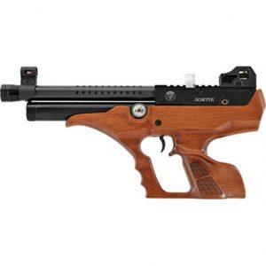 Въздушен пистолет Hatsan Sortie W PCP