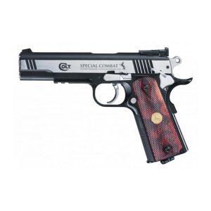 Въздушен пистолет Umarex Colt Special Combat Classic 4.5 мм.