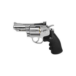 Въздушен револвер Dan Wesson-2.5″ Nickel 4.5 mm
