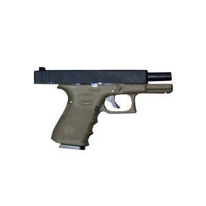 Airsoft Glock-KJ23 OD Metal Version GBB