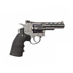 """Airsoft Revolver GNB.MB-S Dan Wesson 4"""" SILV"""