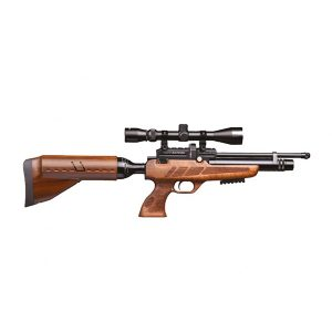Въздушна пушка Kral Arms Puncher PCP NP02 Walnut 5.5 mm